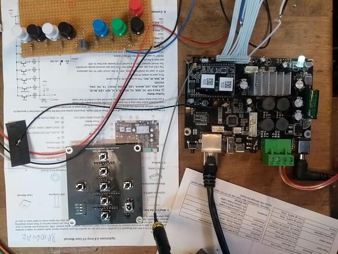 amp3+keyboardsvia reference design